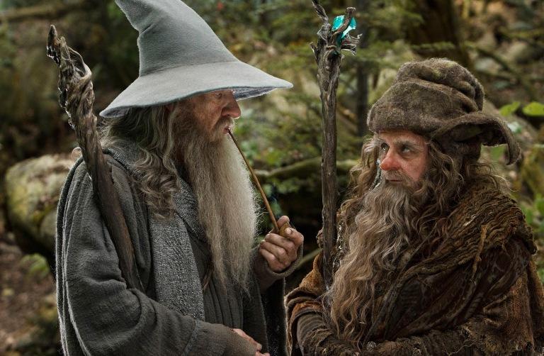 o_hobbit_uma_jornada_inesperada_radagast_gandalf